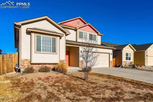 13120 River Falls Terrace, Peyton, CO 80831 (#1546170) :: Action Team Realty