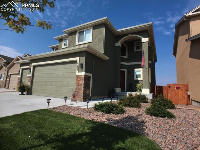 4336 Canteen Trail, Colorado Springs, CO 80922 (#1546938) :: Jason Daniels & Associates at RE/MAX Millennium