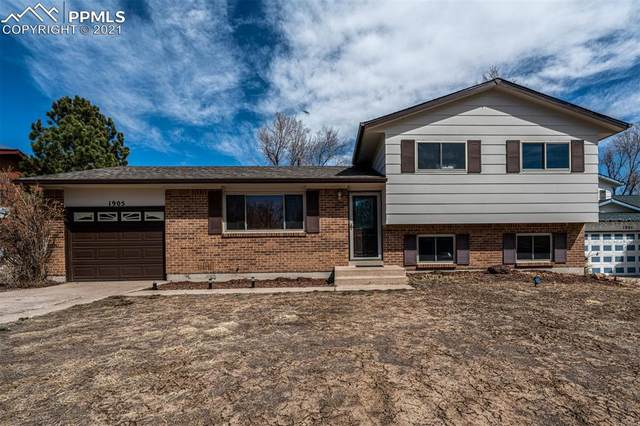 1905 Mineola Street, Colorado Springs, CO 80915 (#1547829) :: CC Signature Group