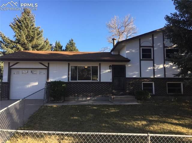 4409 Dewey Drive, Colorado Springs, CO 80916 (#1549296) :: CC Signature Group