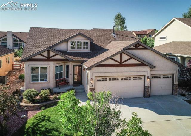 5714 Cisco Drive, Colorado Springs, CO 80924 (#1554316) :: Jason Daniels & Associates at RE/MAX Millennium