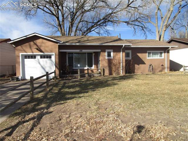 108 Davie Drive, Colorado Springs, CO 80911 (#1554586) :: The Kibler Group