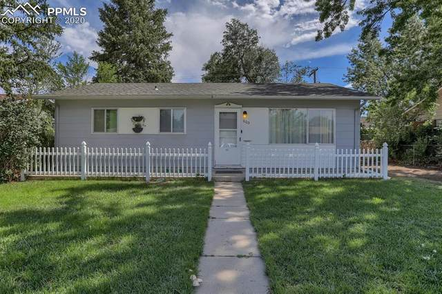 1103 Florence Avenue, Colorado Springs, CO 80905 (#1558047) :: Venterra Real Estate LLC