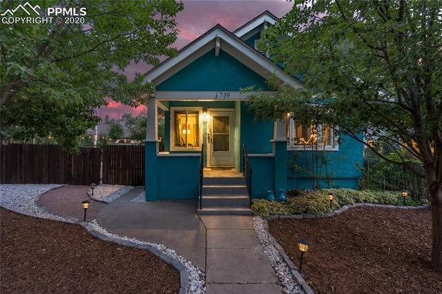739 E San Miguel Street, Colorado Springs, CO 80903 (#1558968) :: The Treasure Davis Team