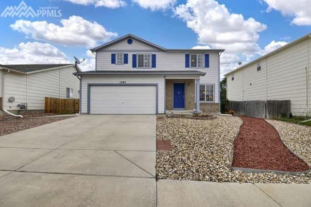 1295 Lords Hill Drive, Fountain, CO 80817 (#1560595) :: 8z Real Estate