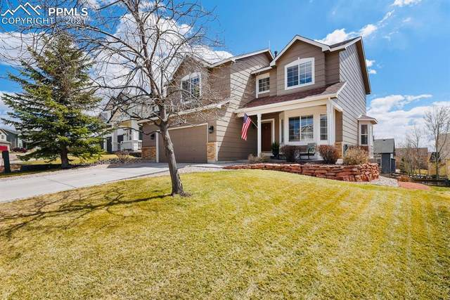 444 Talus Road, Monument, CO 80132 (#1561874) :: The Treasure Davis Team | eXp Realty