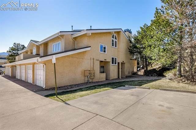 596 Observatory Drive, Colorado Springs, CO 80904 (#1562111) :: Tommy Daly Home Team