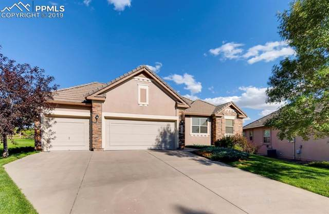 2713 Cinnabar Road, Colorado Springs, CO 80921 (#1562448) :: The Treasure Davis Team