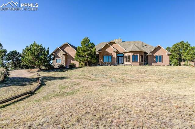8190 Poco Road, Colorado Springs, CO 80908 (#1562537) :: Tommy Daly Home Team
