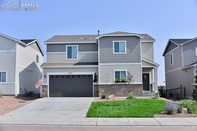 7213 Boreal Drive, Colorado Springs, CO 80915 (#1563424) :: Tommy Daly Home Team