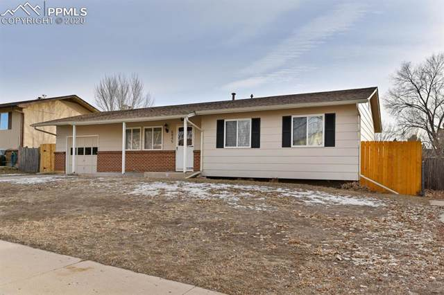 6845 Millbrook Circle, Fountain, CO 80817 (#1566626) :: Tommy Daly Home Team