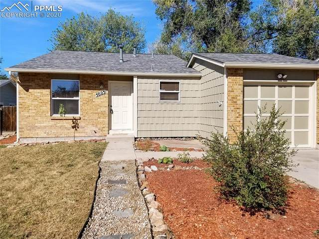5025 Hunters Run, Colorado Springs, CO 80911 (#1570014) :: The Daniels Team