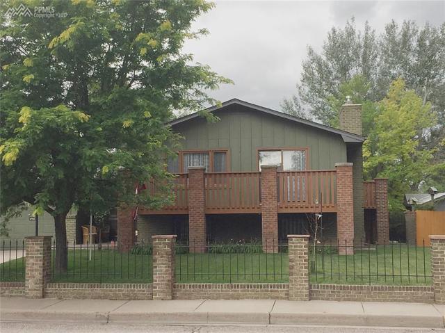 6910 Medicine Bow Avenue, Fountain, CO 80817 (#1573937) :: 8z Real Estate