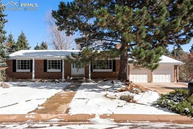 817 Mira Drive, Colorado Springs, CO 80906 (#1575310) :: The Kibler Group