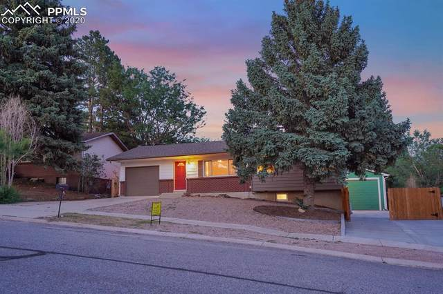 1764 Sawyer Way, Colorado Springs, CO 80915 (#1581345) :: Tommy Daly Home Team