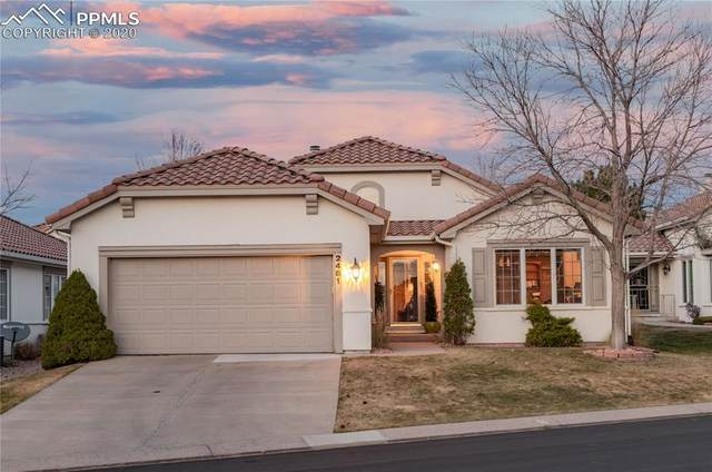 2481 Marston Heights, Colorado Springs, CO 80920 (#1582955) :: The Dixon Group