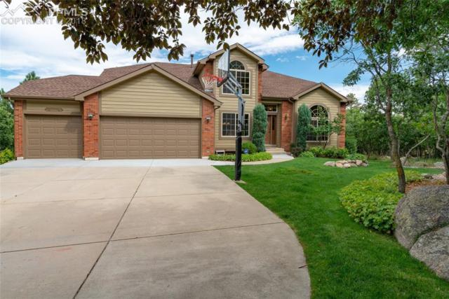 340 Paisley Drive, Colorado Springs, CO 80906 (#1584074) :: Jason Daniels & Associates at RE/MAX Millennium