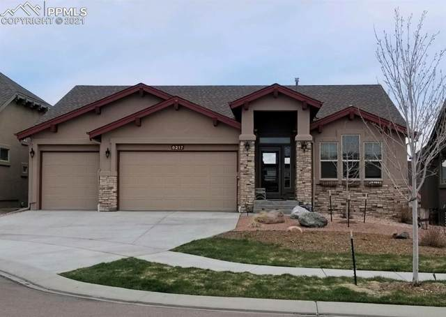 6217 Radiant Sky Lane, Colorado Springs, CO 80924 (#1585638) :: The Daniels Team