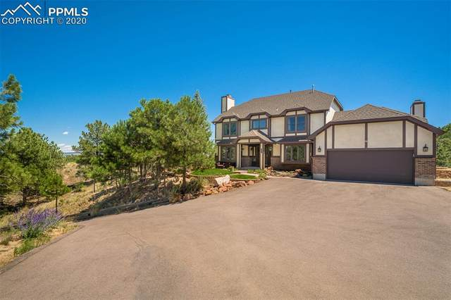7315 Timbergrove Place, Colorado Springs, CO 80919 (#1585644) :: The Daniels Team