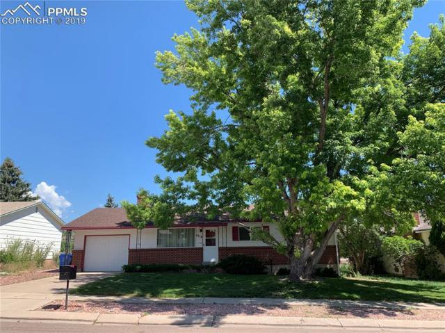 1018 Old Dutch Mill Road, Colorado Springs, CO 80907 (#1587772) :: The Peak Properties Group