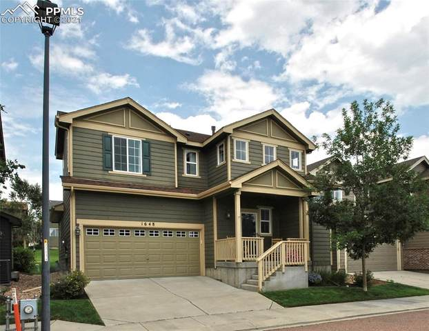 1648 Smokey Ridge Way, Colorado Springs, CO 80921 (#1588050) :: Finch & Gable Real Estate Co.