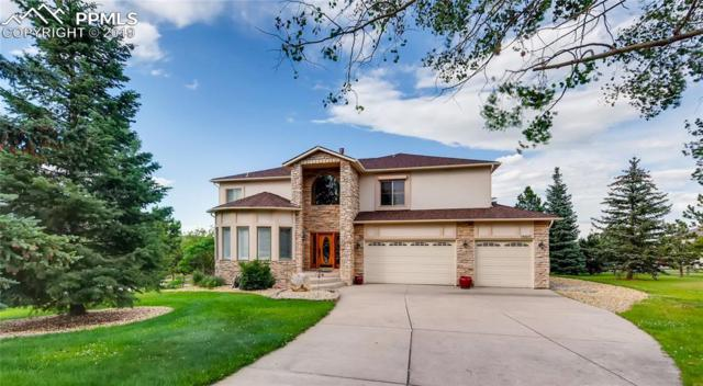 19815 Sunlight Way, Monument, CO 80132 (#1588965) :: The Kibler Group
