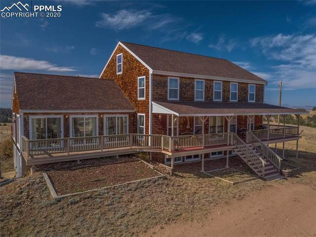 400 W Shideler Avenue, Cripple Creek, CO 80813 (#1589374) :: Hudson Stonegate Team