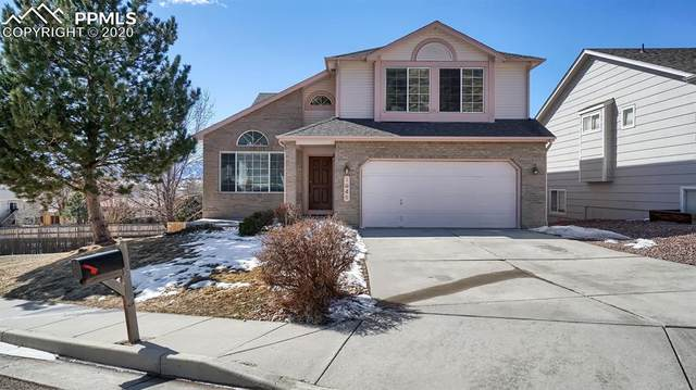 1645 Territory Trail, Colorado Springs, CO 80919 (#1589593) :: The Harling Team @ Homesmart Realty Group