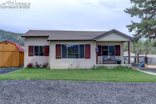 215 S Boundary Street, Woodland Park, CO 80863 (#1589840) :: Tommy Daly Home Team