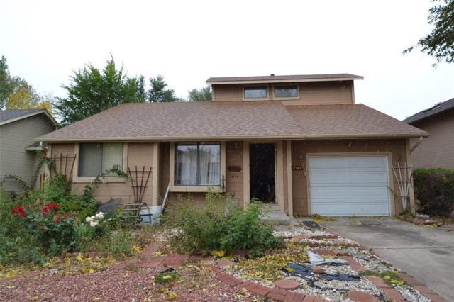 4342 Allesandro Drive, Colorado Springs, CO 80916 (#1592426) :: 8z Real Estate