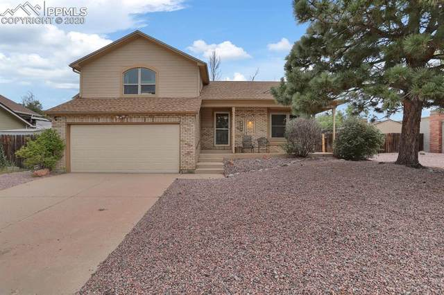 3320 Bunker Hill Drive, Colorado Springs, CO 80920 (#1592439) :: Tommy Daly Home Team