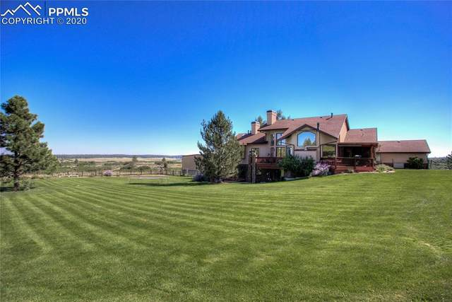 545 S Highway 83, Franktown, CO 80116 (#1593963) :: CC Signature Group
