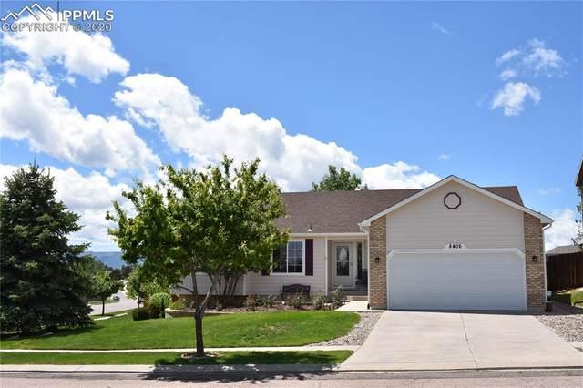 8406 Andrus Drive, Colorado Springs, CO 80920 (#1594095) :: The Kibler Group