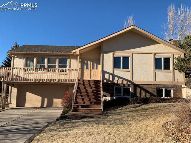 210 Rangely Road, Colorado Springs, CO 80921 (#1595084) :: Hudson Stonegate Team