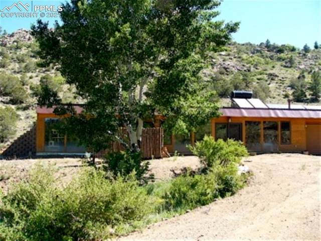 985 Dilley Road, Westcliffe, CO 81252 (#1595540) :: Simental Homes | The Cutting Edge, Realtors