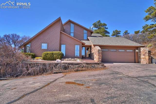 1020 Walsen Road, Colorado Springs, CO 80921 (#1596290) :: Tommy Daly Home Team