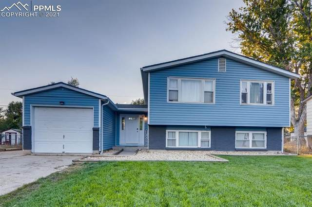 1710 Bonita Drive, Fountain, CO 80817 (#1596666) :: Tommy Daly Home Team