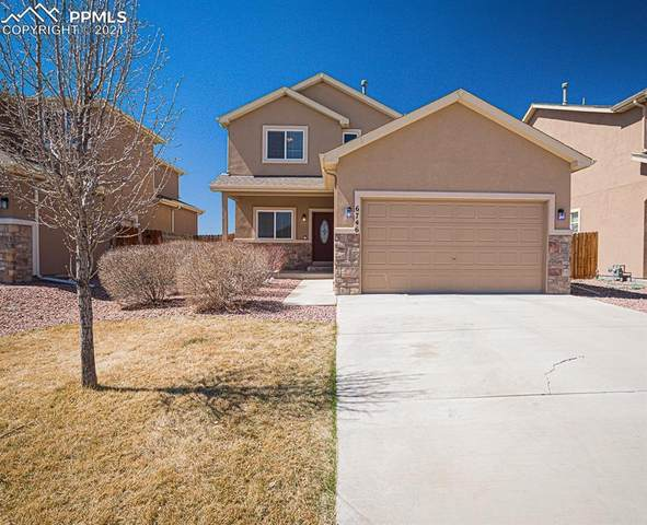 6746 Stingray Lane, Colorado Springs, CO 80925 (#1598642) :: The Kibler Group