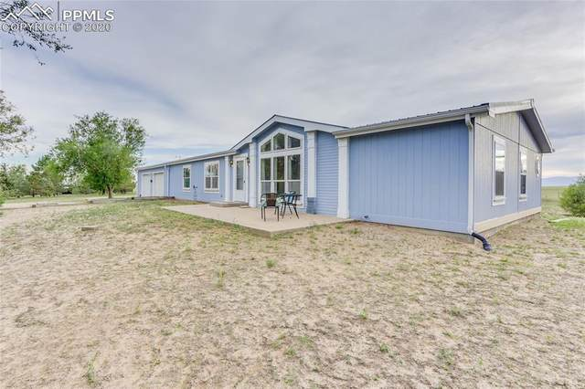 22885 Handle Road, Calhan, CO 80808 (#1599519) :: Tommy Daly Home Team