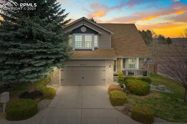 6484 Gemfield Drive, Colorado Springs, CO 80918 (#1601764) :: The Gold Medal Team with RE/MAX Properties, Inc
