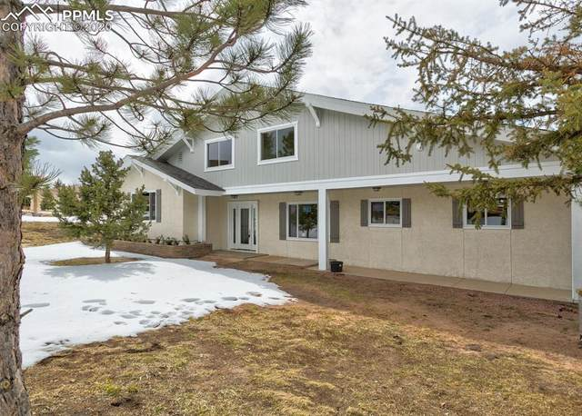 490 Wolverine Way, Monument, CO 80132 (#1602790) :: Finch & Gable Real Estate Co.