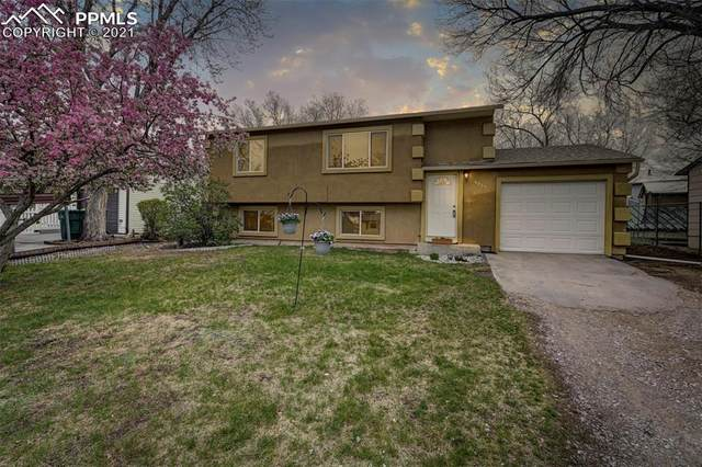 4037 N Colony Hills Circle, Colorado Springs, CO 80916 (#1604654) :: The Kibler Group