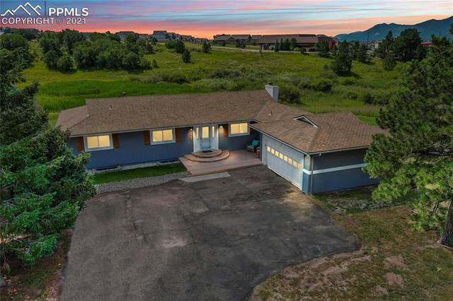 18165 Knollwood Street, Monument, CO 80132 (#1604719) :: Tommy Daly Home Team