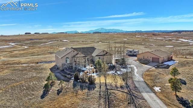 17755 Colt Court, Colorado Springs, CO 80908 (#1605237) :: 8z Real Estate