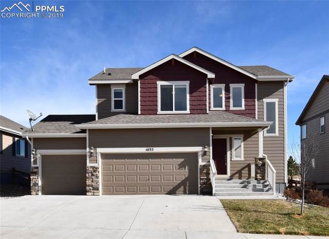 1033 Deschutes Drive, Colorado Springs, CO 80921 (#1606830) :: The Treasure Davis Team