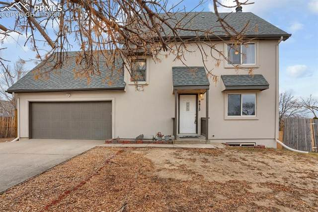 4415 Hollyridge Drive, Colorado Springs, CO 80916 (#1607346) :: Compass Colorado Realty