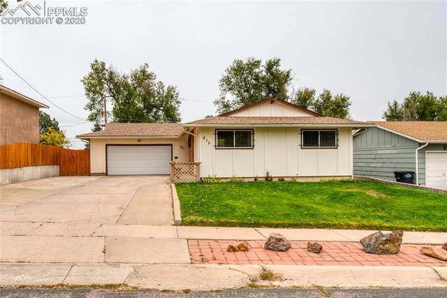 815 Zion Drive, Colorado Springs, CO 80910 (#1608808) :: Action Team Realty