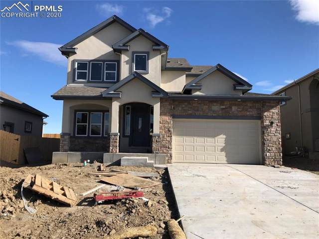 7167 Peachleaf Drive, Colorado Springs, CO 80925 (#1609360) :: Tommy Daly Home Team