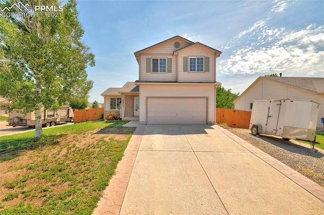 11311 Justamere Drive, Fountain, CO 80817 (#1611091) :: Fisk Team, eXp Realty