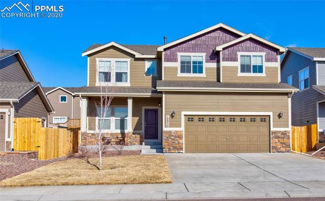 10950 Scenic Brush Drive, Falcon, CO 80831 (#1611519) :: The Peak Properties Group